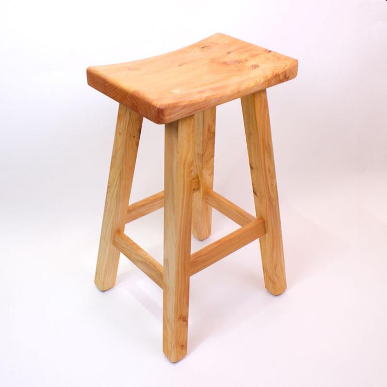 rimu te aroha kitchen stool