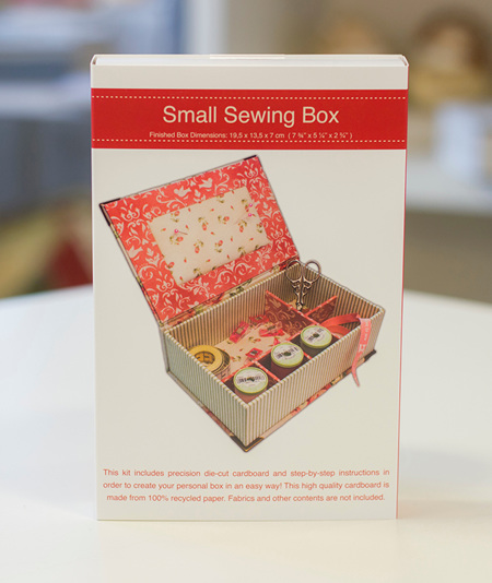 Rinske Stevens Small Sewing Box