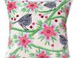 riroriro needlepoint kit grey warbler
