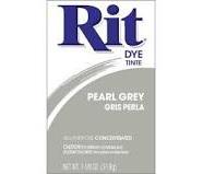 rit Pearl Grey All Pupose Dye Powder
