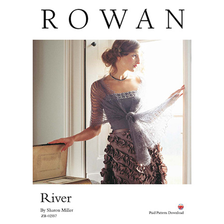 River by Sharon Miller
