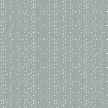 River Rock Dotted Stripe with Dot Grey A-9741-C