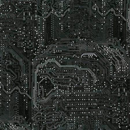 RJR Silver Circuits Black