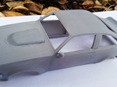 RMK 3D Printed Resin 1/24 1977 Holden Torana A9X Body