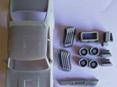 RMK 3D Printed Resin 1/24 Mad Max Interceptor Body & Parts