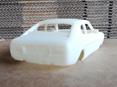 RMK 3D Printed Resin 1/32 1970 Ford Capri RS 2600 Body - Premium White