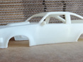 RMK 3D Printed Resin 1/32 1977 Holden Torana A9X Body - Premium White