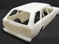 RMK 3D Printed Resin 1/32 Toyota KE70 Wagon - Premium White