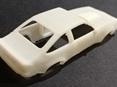 RMK 3D Printed Resin 1/64 1977 Holden Torana A9X Body - Premium White