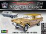 Revell 1/25 1957 Ford Gasser Drag Car