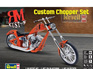 Revell 1/12 RM Kustom Custom Chopper Set