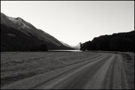 Road to Hikuraki