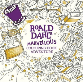 Roald Dahl's Marvellous Colouring-book Adventure - SECOND