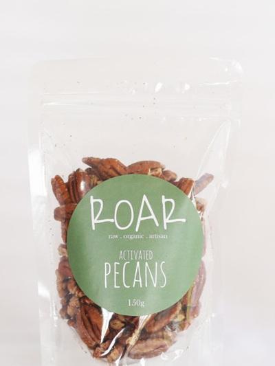 ROAR Activated Pecans