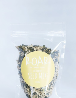 ROAR Activated Seed Mix Raw Organic