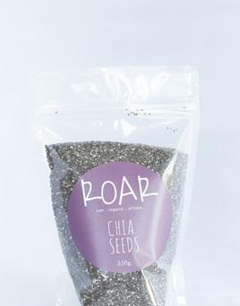 ROAR Chia Seeds Organic
