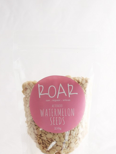 ROAR Foods Organic Watermelon Seeds 250gm