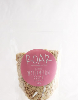 ROAR Foods Organic Watermelon Seeds 250gm