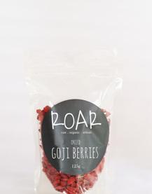 ROAR Goji Berries Raw