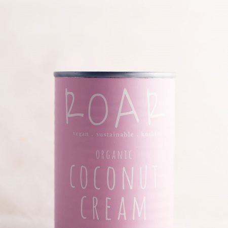 Roar Organic Coconut Cream 400ml