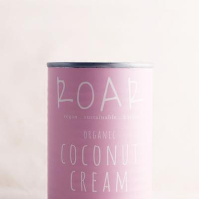 Roar Organic Coconut Cream 400ml