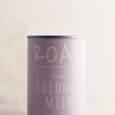 Roar Organic Coconut Milk 400ml