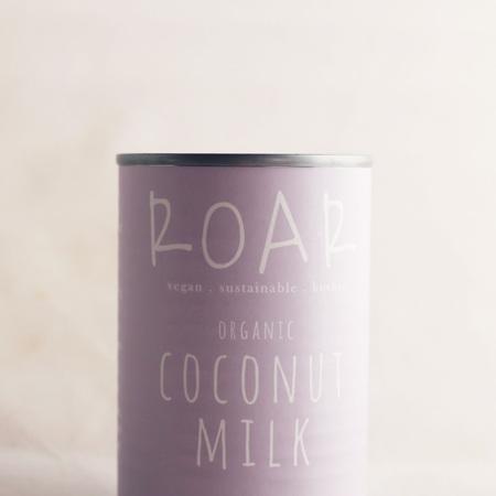 Roar Organic Coconut Milk 400ml