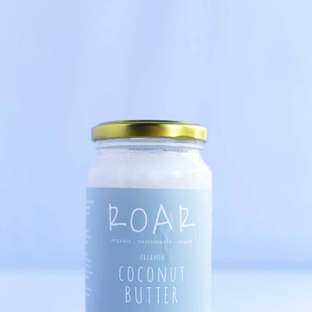Roar Organic Creamed Coconut Butter - 340g