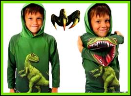 """""""Roaring Dinosaur"""""""