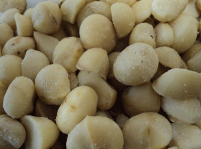 Roasted Salted Macadamias 100g