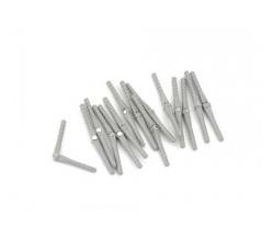 Robart 308 1-8' Steel Pin Hinge Points (15)