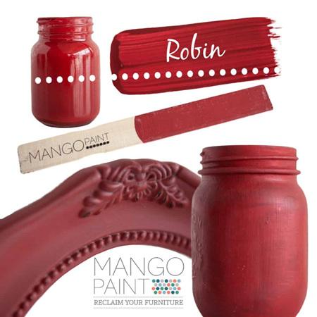 Robin Mango Paint