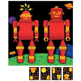 Robot Create A Scene
