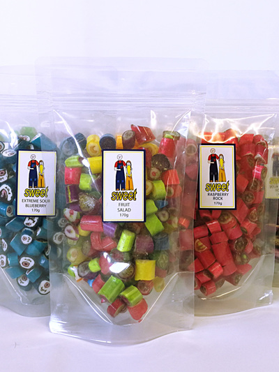 ROCK CANDY BAGS