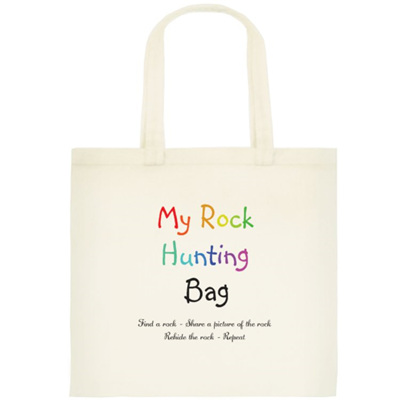 Rock Hunting Bag