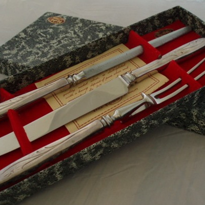 Rodd Starburst carving set