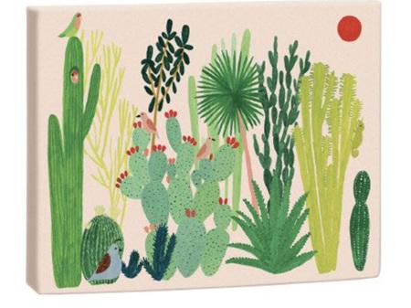 Roger La Borde Cactus Cards Box 8