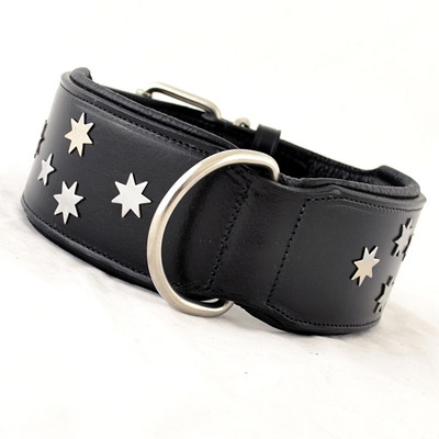 Rogue Royalty Southern Cross Leather Collar