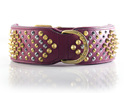 Rogue Royalty Imperial Burgundy Collar
