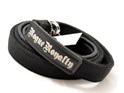 Rogue Royalty SupaTuff Heavy Duty Tough Dog Leash Black