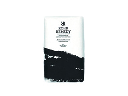 Rohr Remedy Activated Charcoal + Kakadu Plum Soap Bar