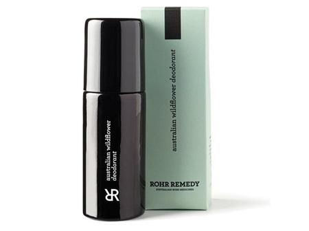 Rohr Remedy Australian Wildflower Deodorant