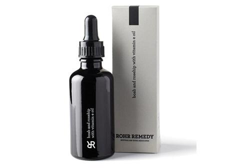 Rohr Remedy Boab and Rosehip + Vit E Oil