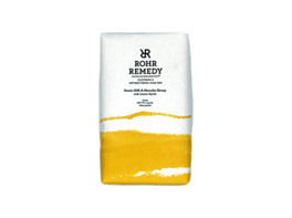 Rohr Remedy Goats Milk and Manuka Honey Soap Bar + Lemon Myrtle