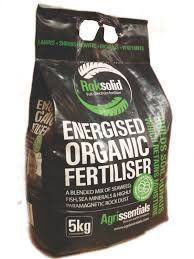 Roksolid Energised Organic Fertiliser - 5Kg