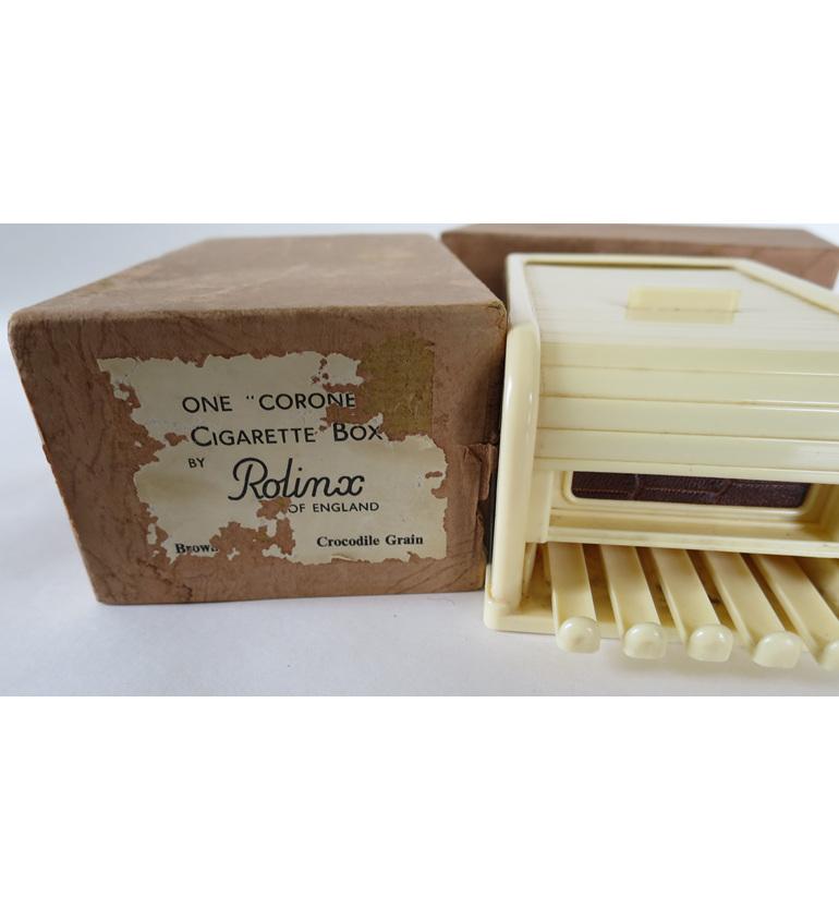 Rolinx Coronet cigarette dispenser