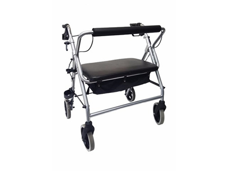 "Rollator Bariatric 7.3"" Wheel AML."