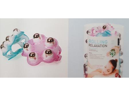 Rolling Relaxation Mini Massager Assort