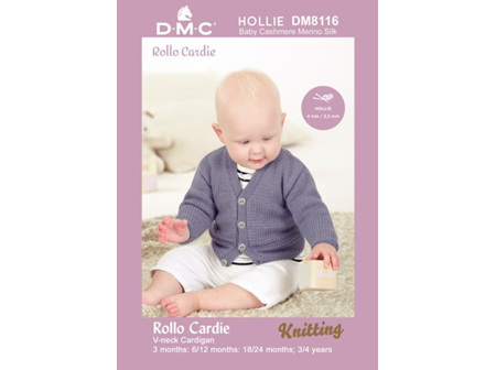 Rollo Cardie Hollie Pattern