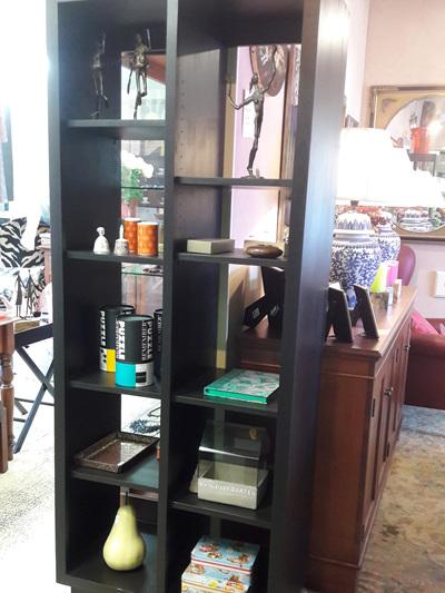 Roma Display Bookcase 10 Bay